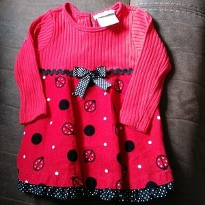 Other - Baby winter dress